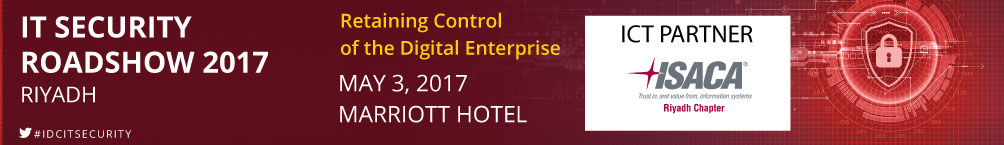IDC IT Security Roadshow 2017
