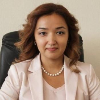 Dinara Shcheglova