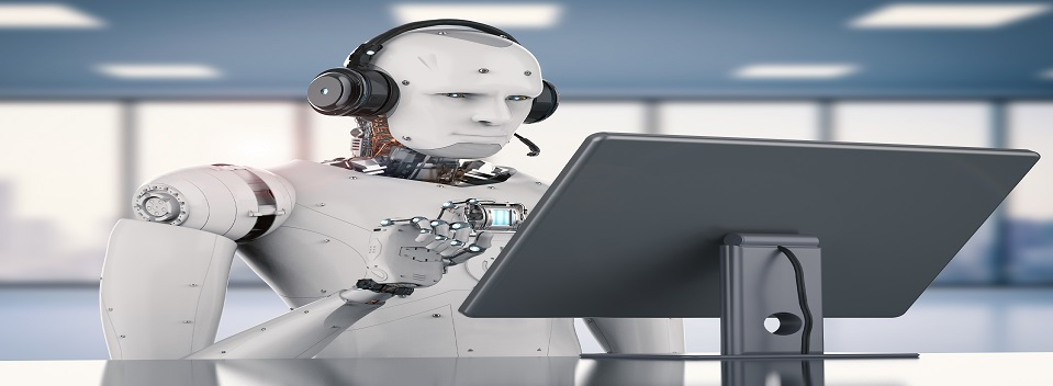 The Future of Work: Intelligent Automation