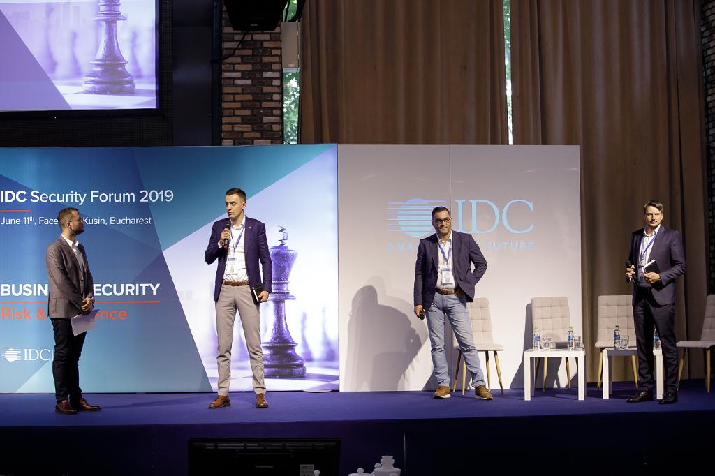 IDC Security Roadshow 2019