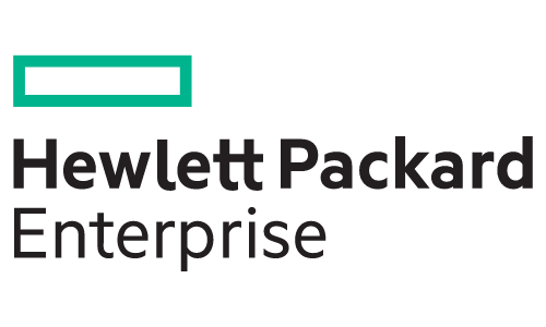 Logo of Hewlett Packard Enterprise