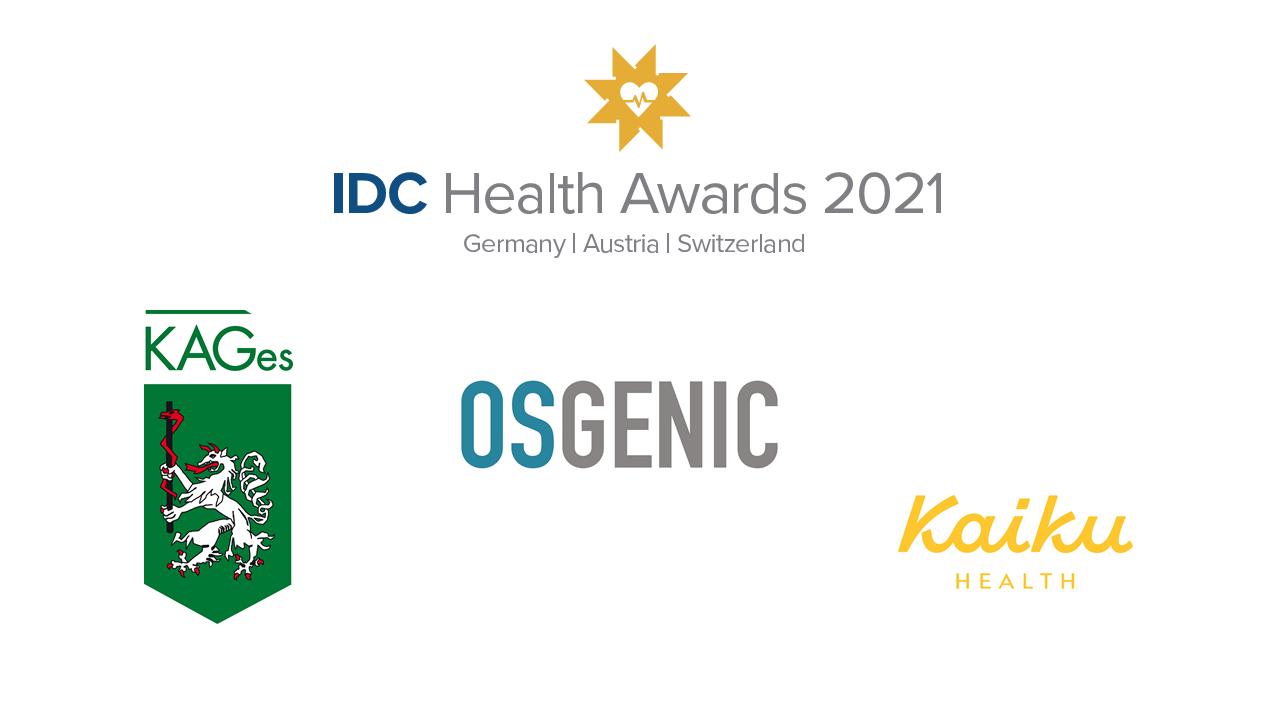 IDC Health Awards 2021