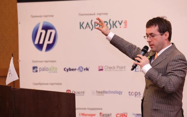 Святослав Редько, HP