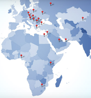 IDC in Central and Eastern Europe, Middle East and Africa